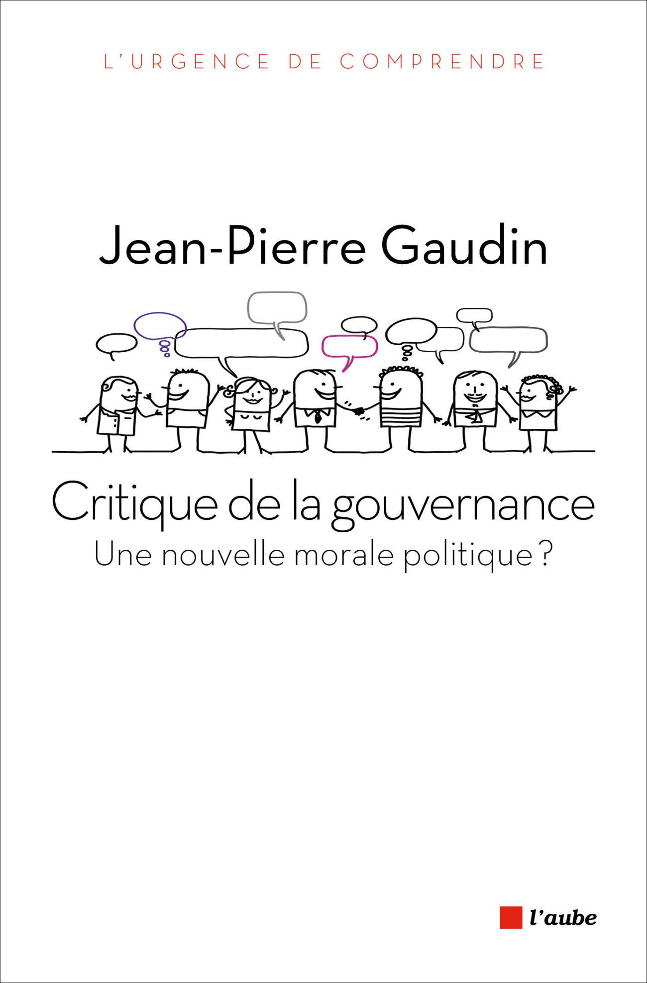 Critique de la gouvernance