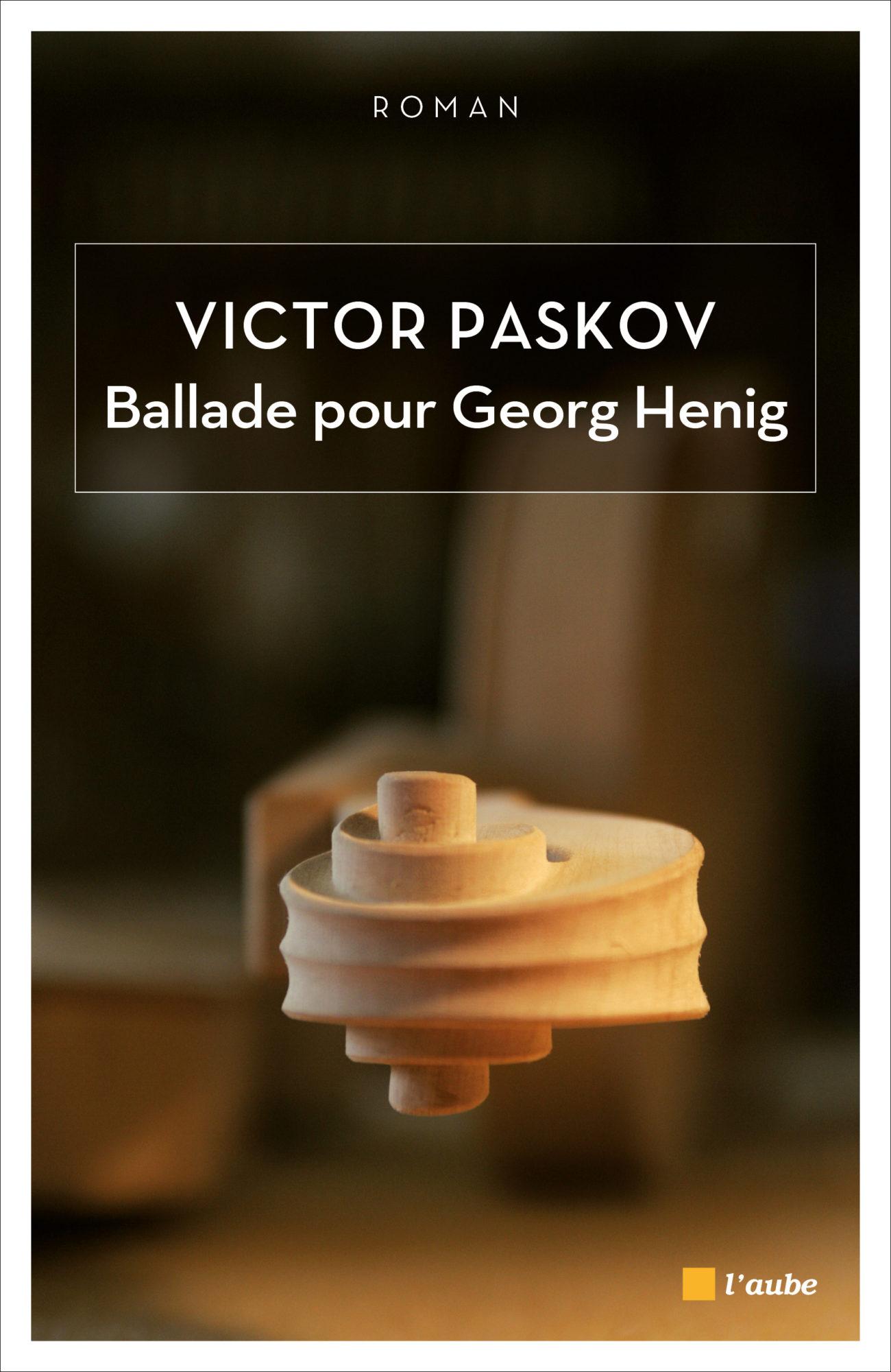Ballade pour Georg Henig
