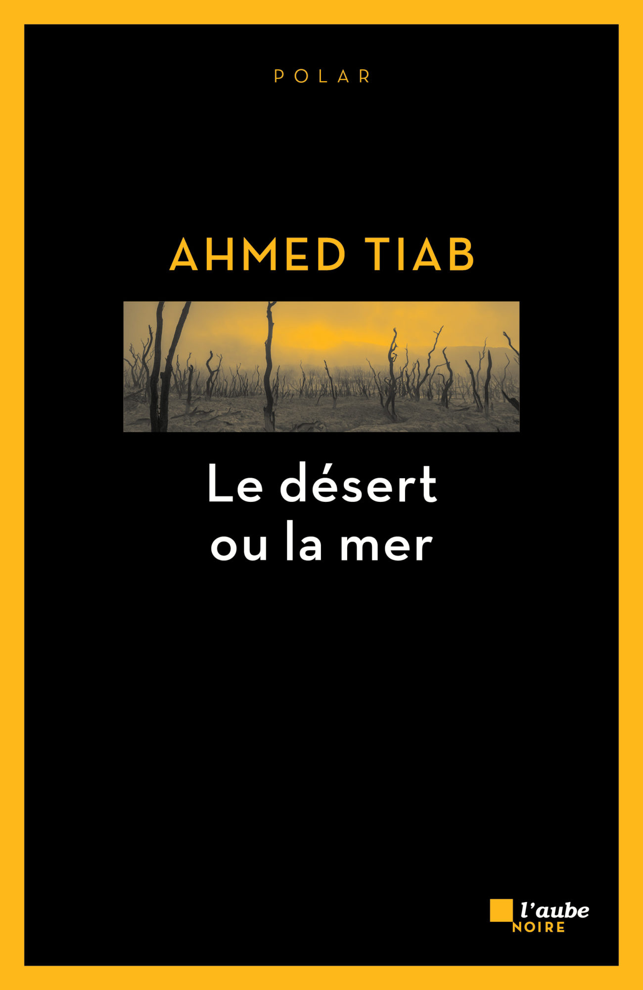 Le désert ou la mer