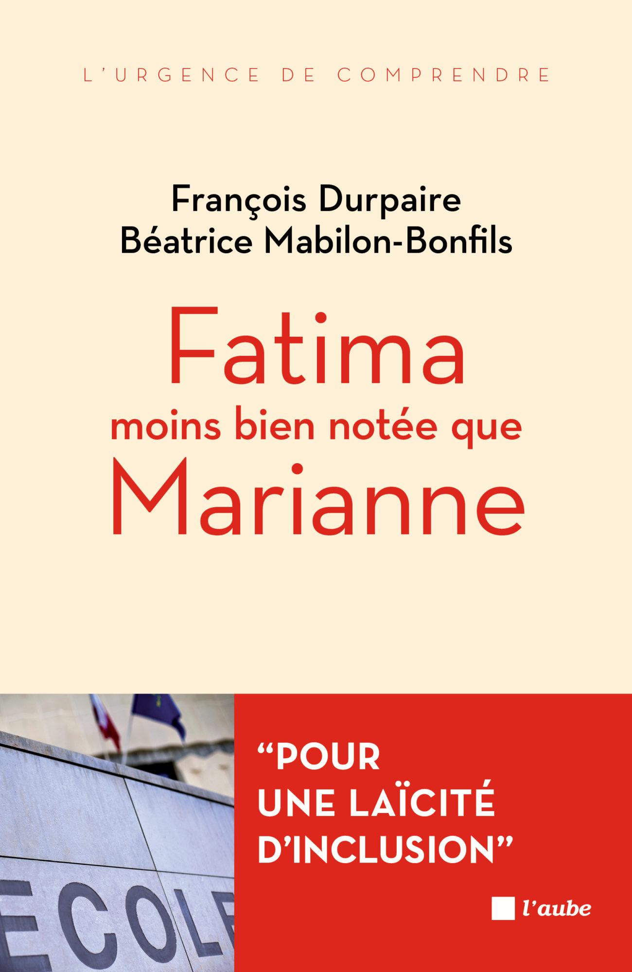 Fatima moins bien notée que Marianne
