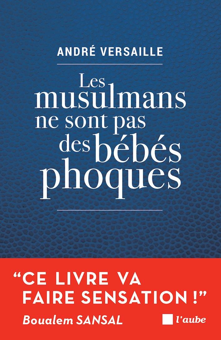 Les musulmans ne sont pas des bébés phoques