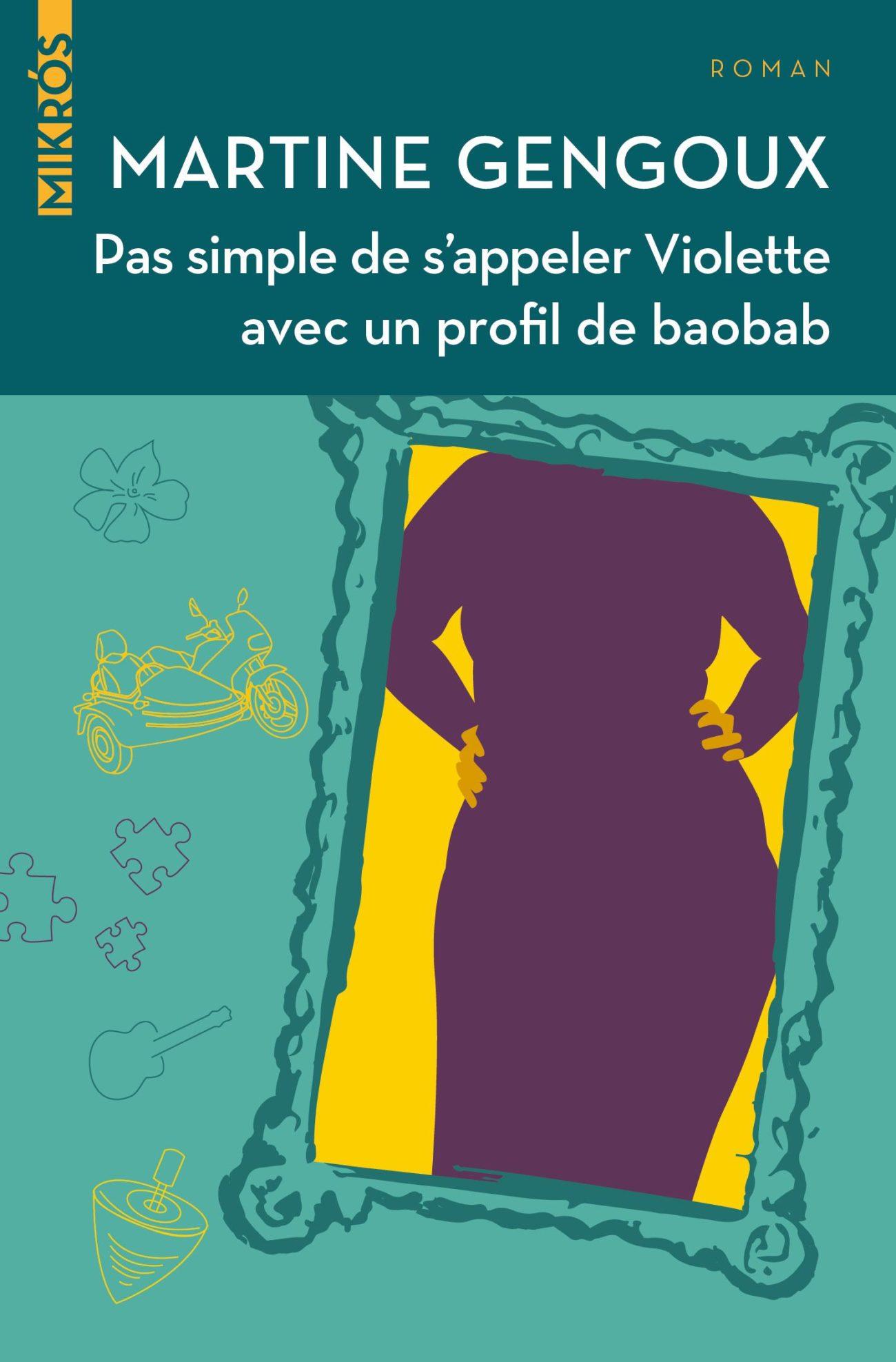 Pas simple de s'appeler Violette avec un pofil de baobab