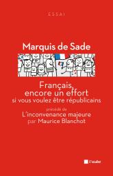 Français encore un effort si vous voulez être républicains