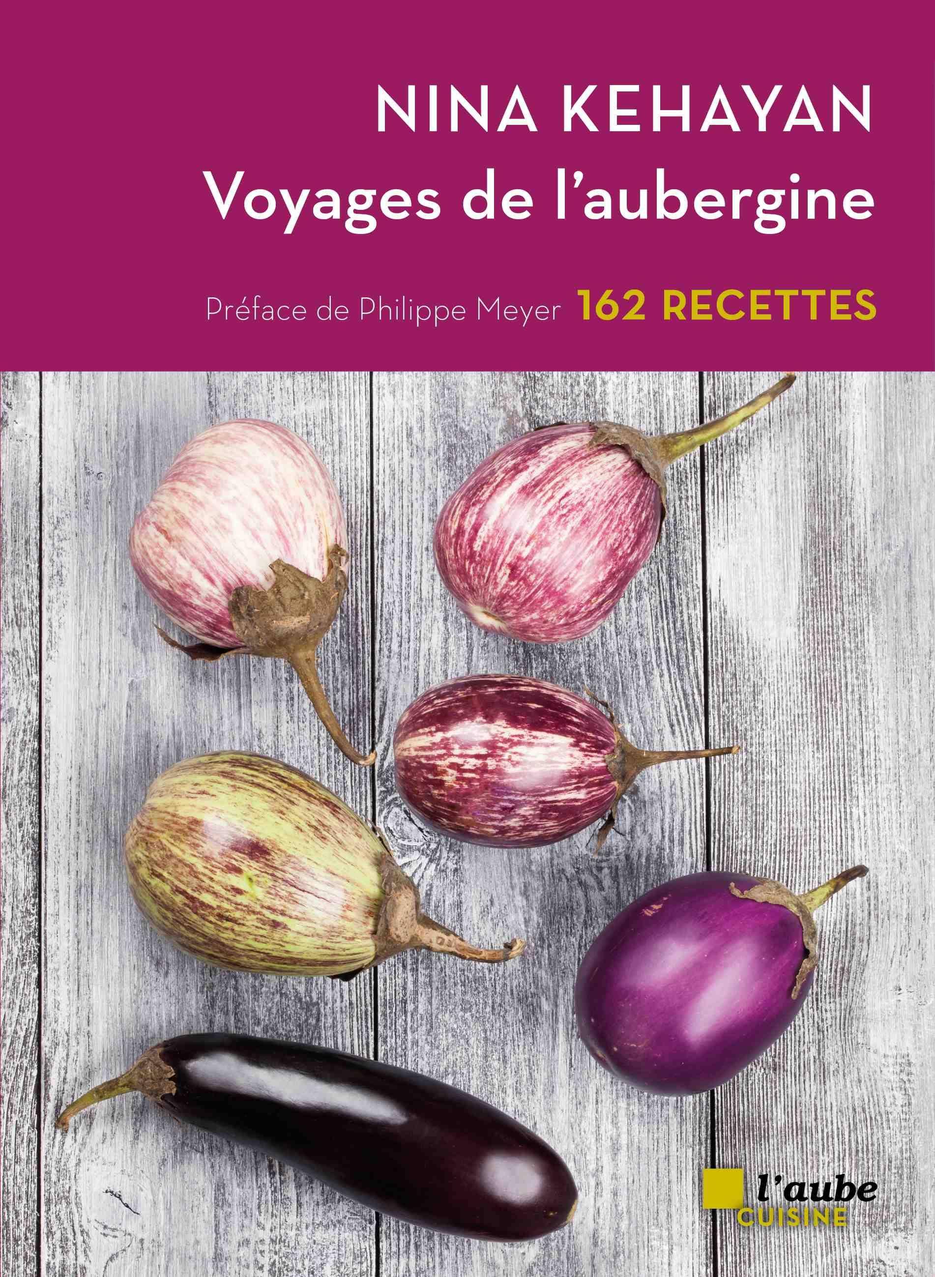 Voyages de l'aubergine